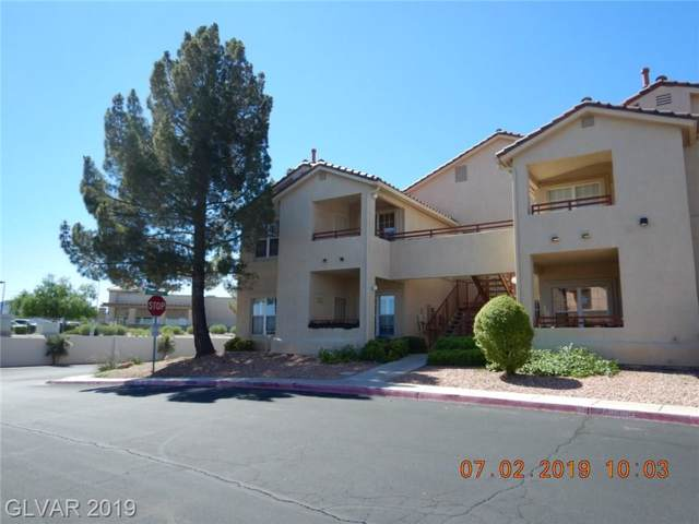 520 Arrowhead #1424, Henderson, NV 89015 (MLS #2144137) :: The Snyder Group at Keller Williams Marketplace One