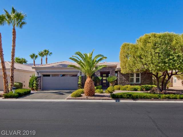 4585 Denaro, Las Vegas, NV 89135 (MLS #2144139) :: Hebert Group | Realty One Group