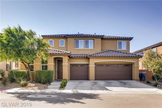 11023 Hunting Hawk, Las Vegas, NV 89148 (MLS #2144155) :: Signature Real Estate Group