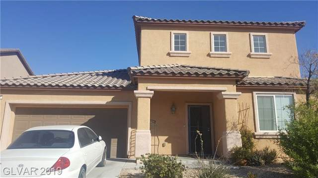 120 Buck Ranch, North Las Vegas, NV 89032 (MLS #2144166) :: ERA Brokers Consolidated / Sherman Group