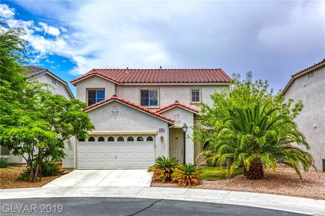 10480 Canyon Cliff, Las Vegas, NV 89129 (MLS #2144170) :: Vestuto Realty Group