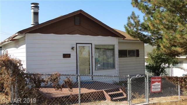 21 Avenue D, Mcgill, NV 89318 (MLS #2144207) :: Vestuto Realty Group