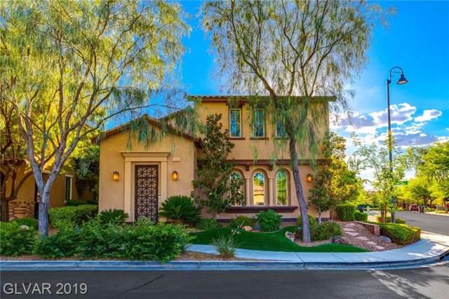 1895 Canvas Edge, Henderson, NV 89044 (MLS #2144215) :: Signature Real Estate Group