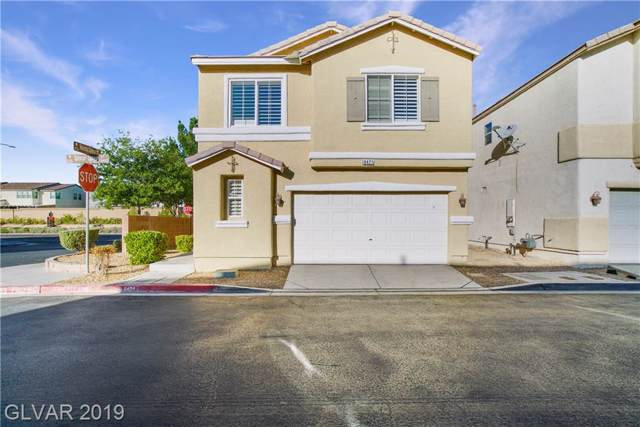 8421 Spencer Canyon, Las Vegas, NV 89166 (MLS #2144313) :: Signature Real Estate Group