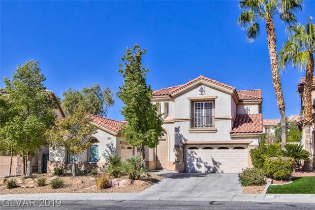 2842 Guardi, Henderson, NV 89052 (MLS #2144337) :: Signature Real Estate Group