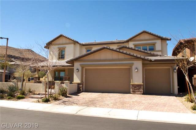5529 Ashley Creek, Las Vegas, NV 89135 (MLS #2144338) :: Hebert Group | Realty One Group