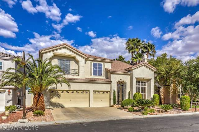 92 Cascade Lake, Las Vegas, NV 89148 (MLS #2144348) :: The Snyder Group at Keller Williams Marketplace One