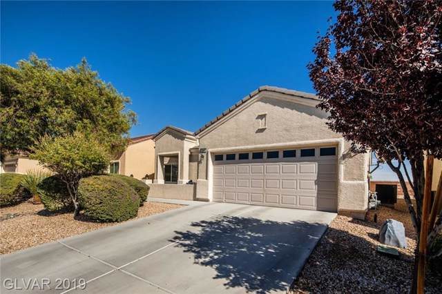 7640 Homing Pigon, North Las Vegas, NV 89084 (MLS #2144415) :: Hebert Group | Realty One Group