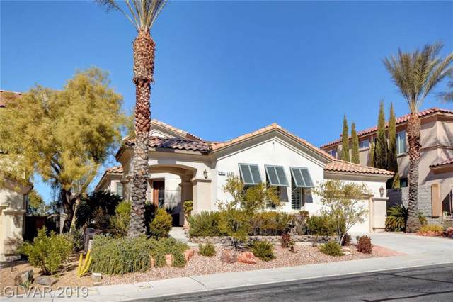 2826 Bellini, Henderson, NV 89052 (MLS #2144416) :: Signature Real Estate Group