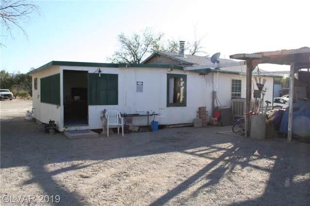 4051 W Venza, Pahrump, NV 89048 (MLS #2144471) :: ERA Brokers Consolidated / Sherman Group