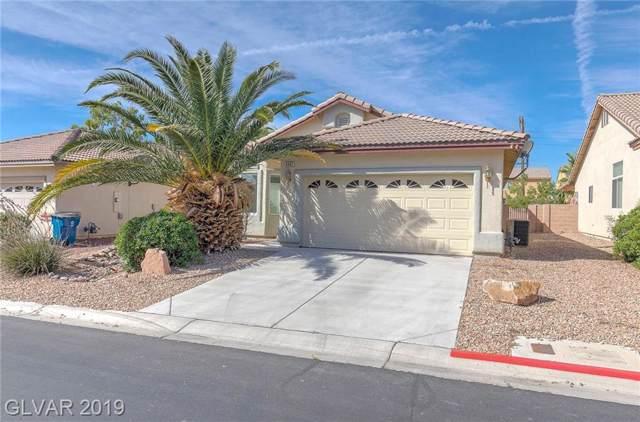 6437 Bobcat Ridge, Las Vegas, NV 89122 (MLS #2144488) :: Vestuto Realty Group