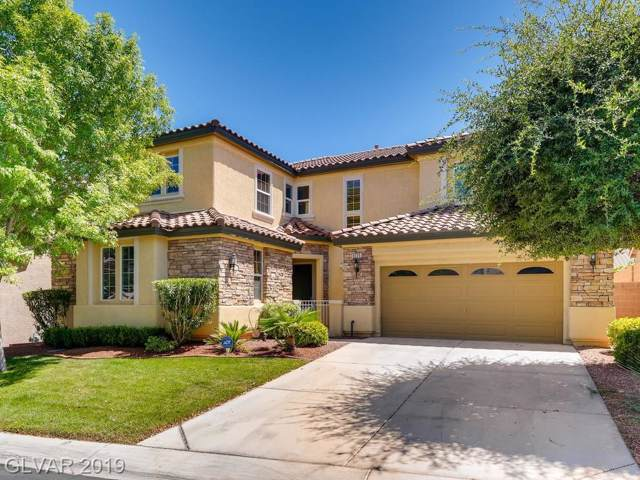 9725 Sienna Valley, Las Vegas, NV 89149 (MLS #2144494) :: The Snyder Group at Keller Williams Marketplace One
