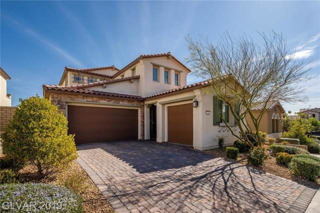 740 Catalina Aisle, Las Vegas, NV 89138 (MLS #2144532) :: The Perna Group