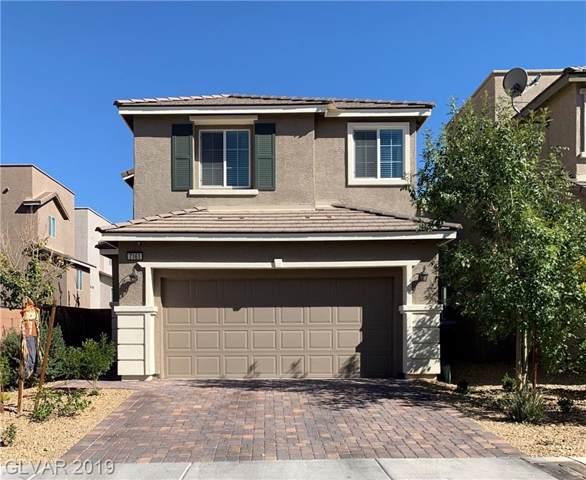 7161 Sterling Rock, Las Vegas, NV 89178 (MLS #2144540) :: The Perna Group