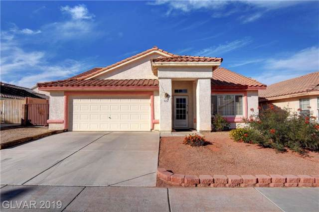 522 Rio Largo, North Las Vegas, NV 89031 (MLS #2144604) :: Signature Real Estate Group