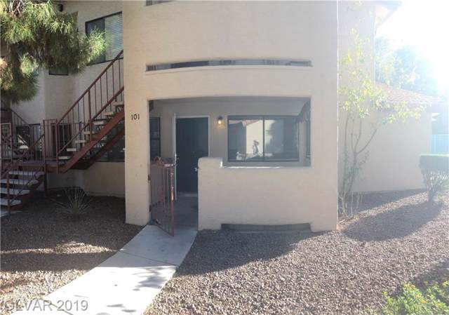 713 Rock Springs #101, Las Vegas, NV 89128 (MLS #2144614) :: Team Michele Dugan