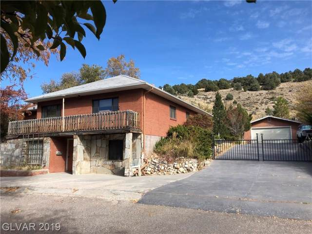 850 Hall Street, Ely, NV 89301 (MLS #2144616) :: Vestuto Realty Group