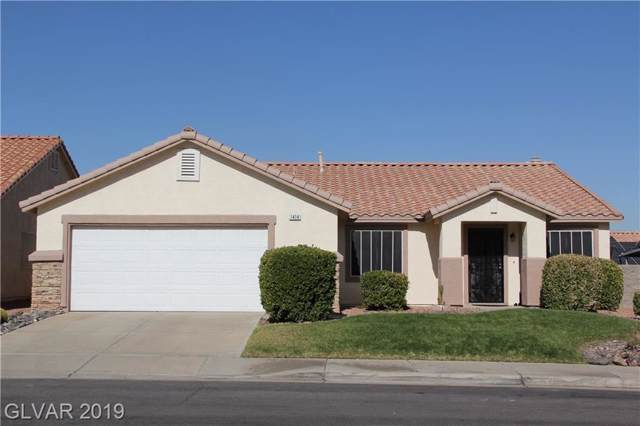 1414 Bugle Boy, Henderson, NV 89014 (MLS #2144639) :: Signature Real Estate Group