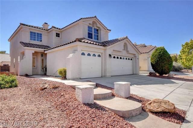 1831 Trigger, North Las Vegas, NV 89032 (MLS #2144652) :: Vestuto Realty Group