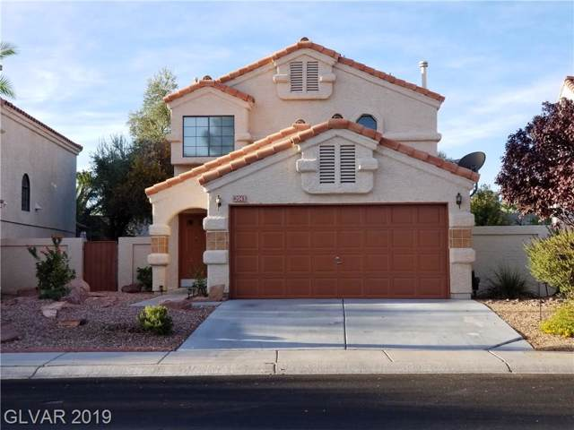 2043 Waverly, Henderson, NV 89014 (MLS #2144741) :: The Snyder Group at Keller Williams Marketplace One