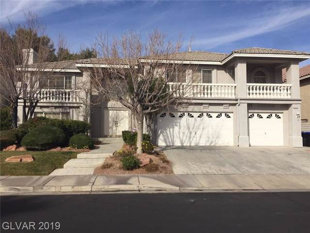 2416 Tour Edition, Henderson, NV 89074 (MLS #2144871) :: The Snyder Group at Keller Williams Marketplace One