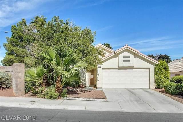 5532 Del Lago, Las Vegas, NV 89130 (MLS #2144900) :: Vestuto Realty Group