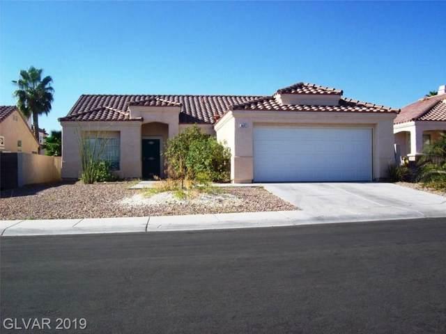 5821 Red Umber N/A, Las Vegas, NV 89130 (MLS #2144950) :: Hebert Group | Realty One Group