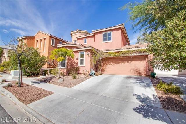 10344 Bayhead Beach, Las Vegas, NV 89135 (MLS #2145001) :: The Perna Group