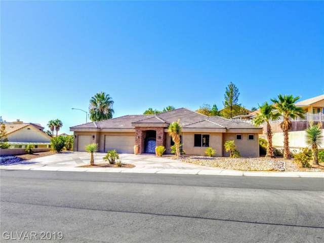 797 Chaparral, Mesquite, NV 89027 (MLS #2145024) :: Brantley Christianson Real Estate