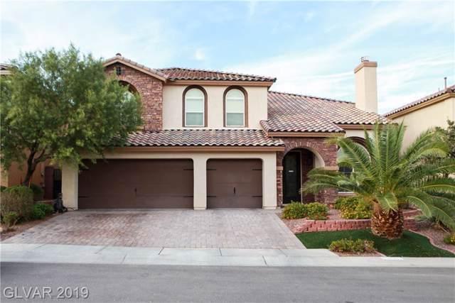 6482 Screaming Eagle, Las Vegas, NV 89139 (MLS #2145034) :: Signature Real Estate Group