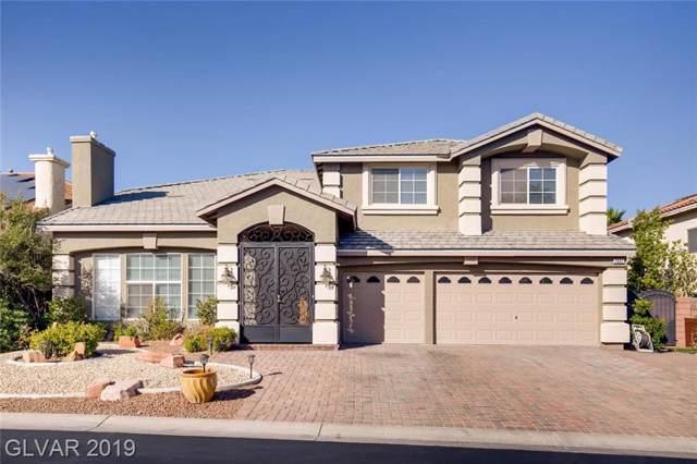 7637 Gossamer Wind, Las Vegas, NV 89139 (MLS #2145038) :: Signature Real Estate Group