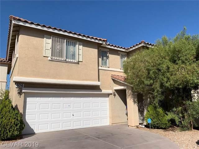 6014 Banbury Heights, Las Vegas, NV 89139 (MLS #2145040) :: Signature Real Estate Group