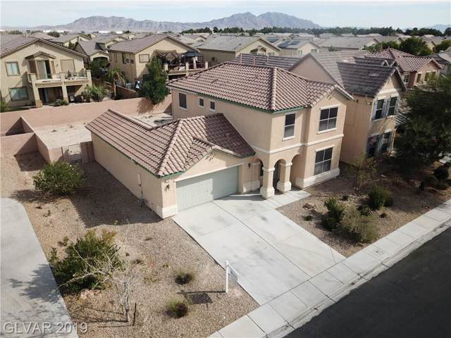 5760 Mammoth Mountain, North Las Vegas, NV 89081 (MLS #2145112) :: ERA Brokers Consolidated / Sherman Group