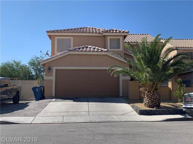 5233 Manor Stone, North Las Vegas, NV 89081 (MLS #2145126) :: Signature Real Estate Group