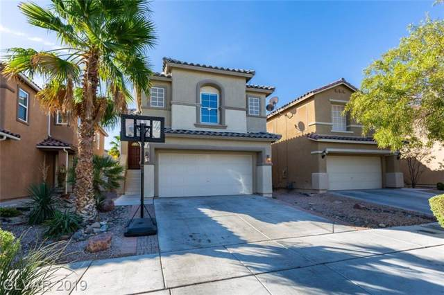 3125 Manti Peak, North Las Vegas, NV 89081 (MLS #2145140) :: Vestuto Realty Group