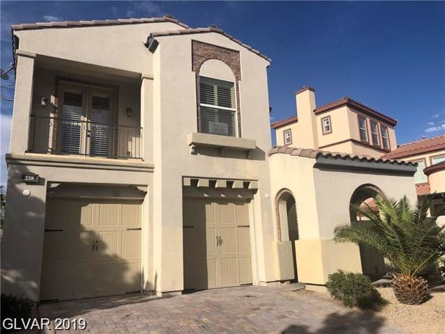 258 Crooked Putter, Las Vegas, NV 89148 (MLS #2145165) :: Vestuto Realty Group