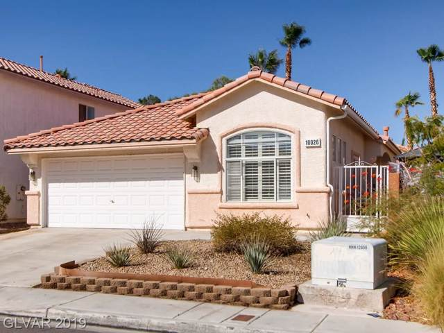 10026 Yellow Canary, Las Vegas, CA 89117 (MLS #2145167) :: Hebert Group | Realty One Group