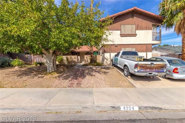 4354 Fresno, Las Vegas, NV 89120 (MLS #2145212) :: Trish Nash Team