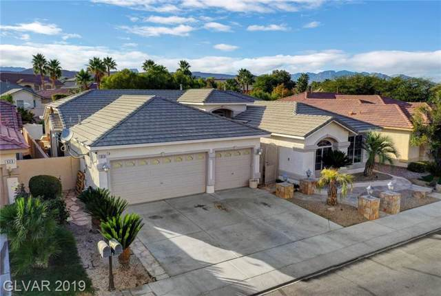 513 Sinfold Park, Las Vegas, NV 89148 (MLS #2145221) :: Signature Real Estate Group