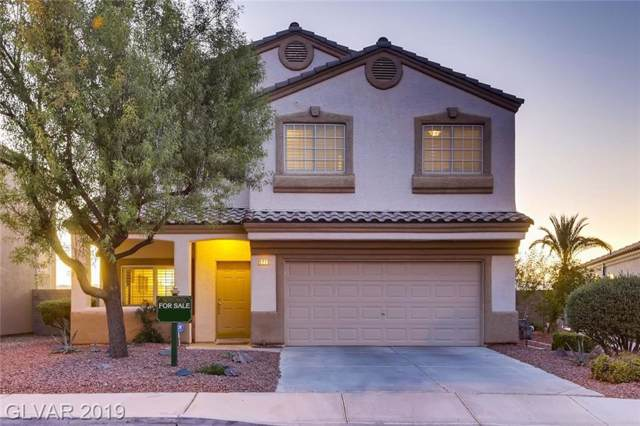 1213 Diamond Valley, Henderson, NV 89052 (MLS #2145227) :: The Snyder Group at Keller Williams Marketplace One