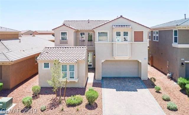 3621 Kingfishers Catch, North Las Vegas, NV 89084 (MLS #2145261) :: Hebert Group | Realty One Group