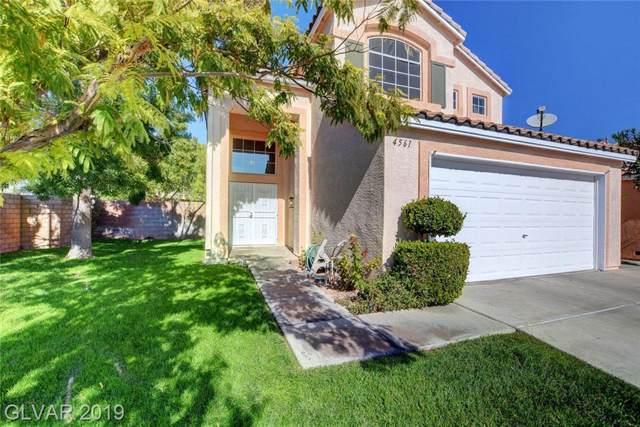 4561 Fabor, Las Vegas, NV 89147 (MLS #2145295) :: Hebert Group   Realty One Group