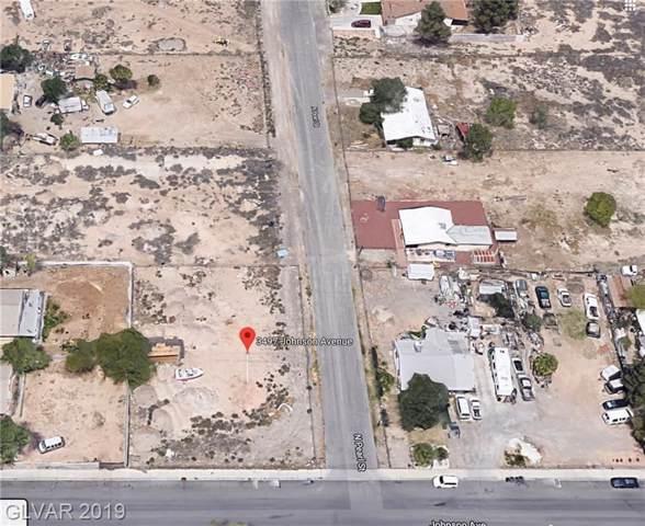 3497 Johnson, Las Vegas, NV 89110 (MLS #2145307) :: The Snyder Group at Keller Williams Marketplace One