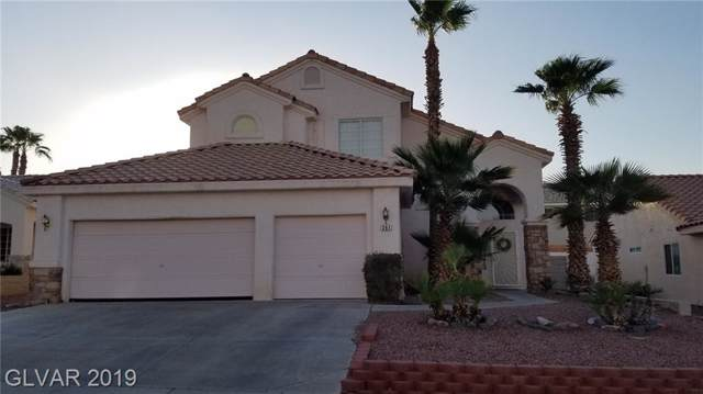 261 Corvallis, Henderson, NV 89074 (MLS #2145353) :: The Snyder Group at Keller Williams Marketplace One
