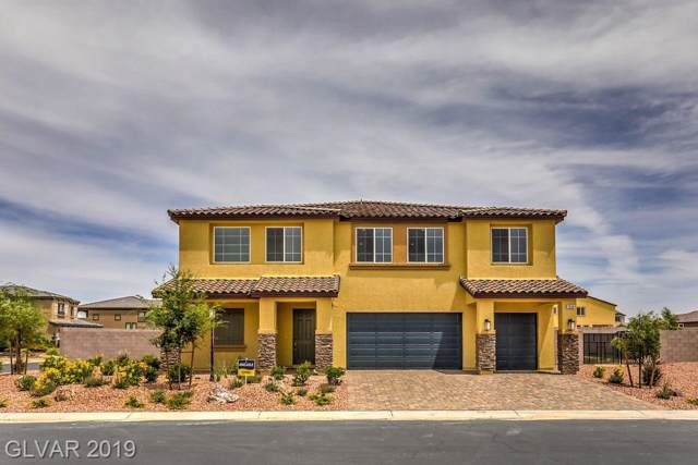 1594 Valley Home Lot 81, Logandale, NV 89021 (MLS #2145358) :: The Snyder Group at Keller Williams Marketplace One
