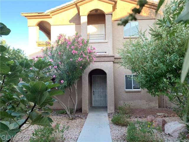5750 Hacienda #105, Las Vegas, NV 89122 (MLS #2145377) :: Trish Nash Team