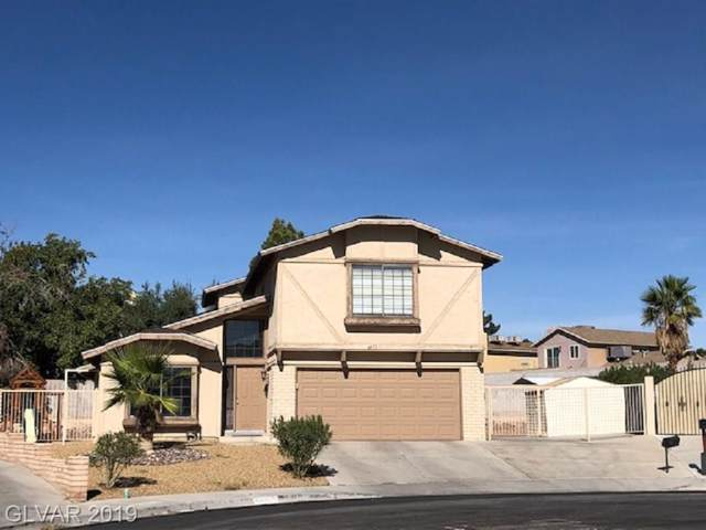 6422 Enchanting, Las Vegas, NV 89156 (MLS #2145425) :: Team Michele Dugan
