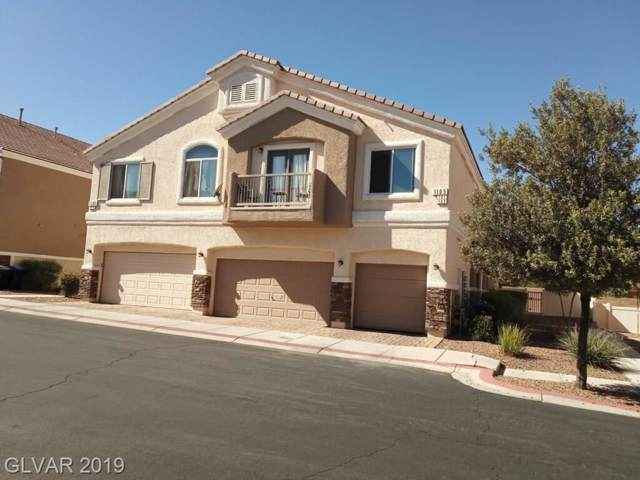 1105 Pleasure Lane #1, Henderson, NV 89002 (MLS #2145508) :: Team Michele Dugan