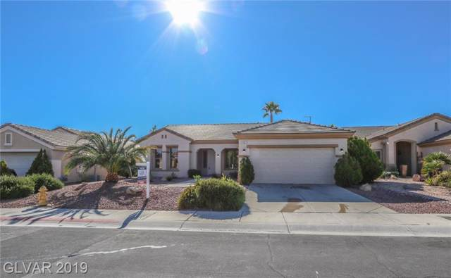 501 Edgefield Ridge, Henderson, NV 89012 (MLS #2145529) :: The Snyder Group at Keller Williams Marketplace One