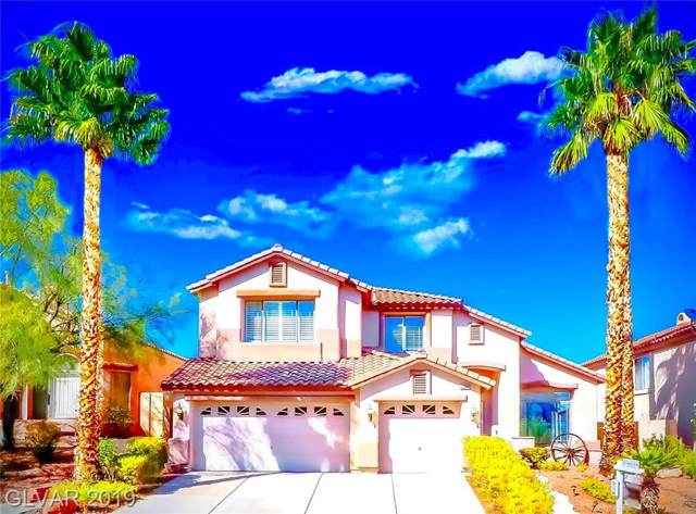 10908 Desert Dove, Las Vegas, NV 89144 (MLS #2145538) :: Capstone Real Estate Network